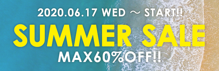 SUMMER SALE MAX50%OFF!!